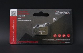 DarkPads DRAG CERAMIC SRAM - 15gr X2