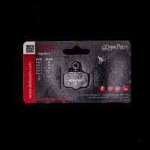 DarkPads DRAG CERAMIC SRAM XDR - 15gr X2